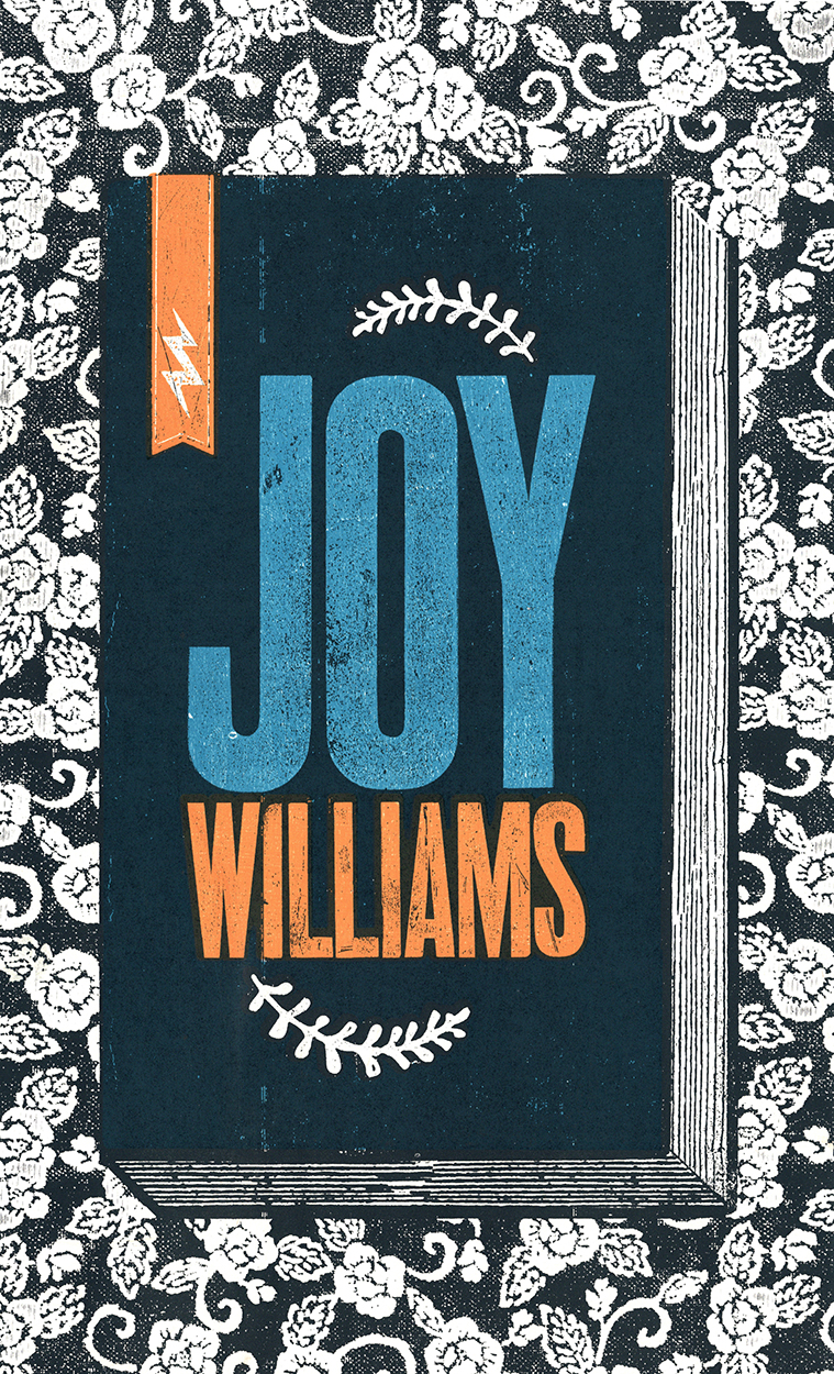 Joy Williams Poster