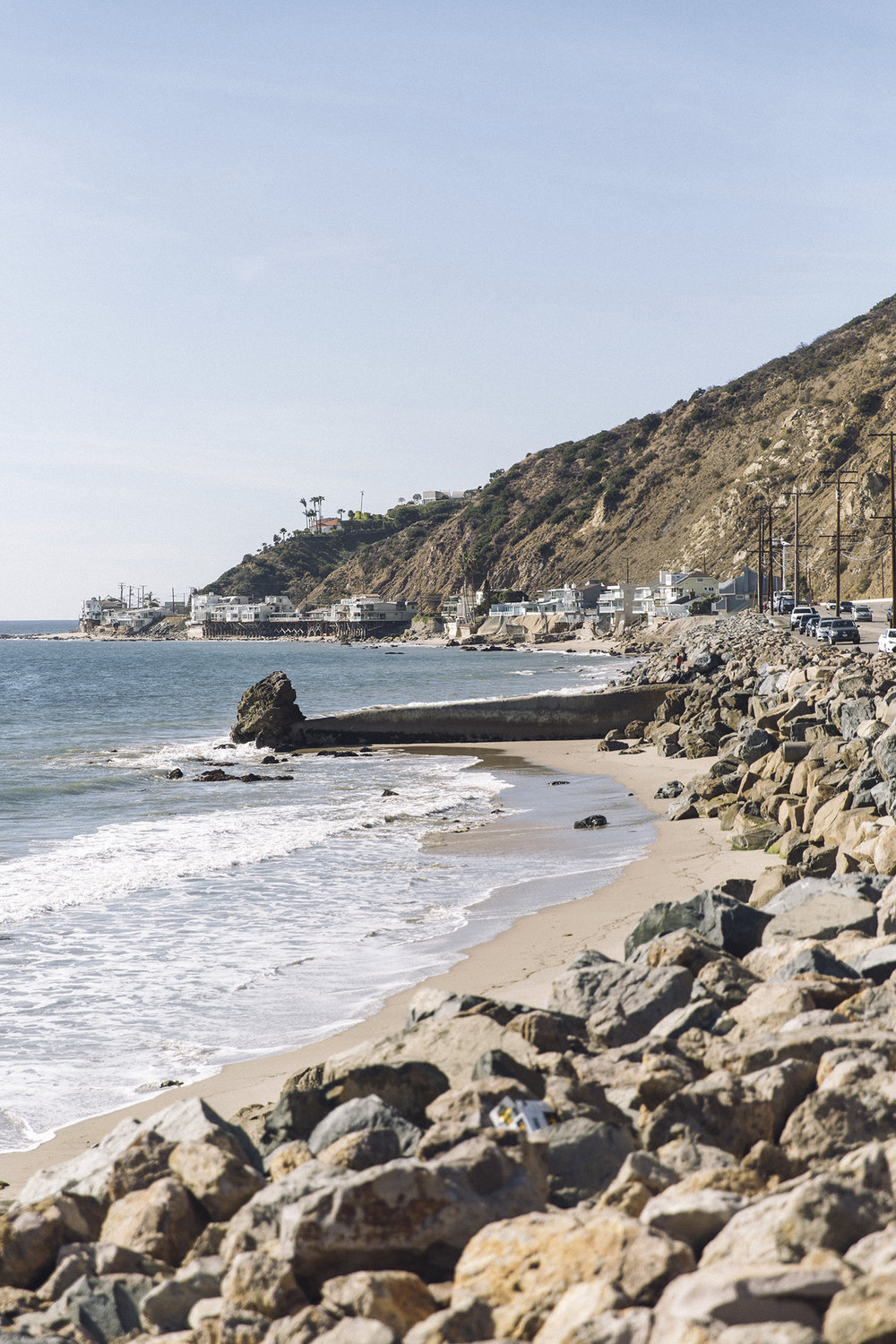 Malibu Beach by Rebecca Stumpf Colorado Denver Boulder Editorial and Commercial Photographer