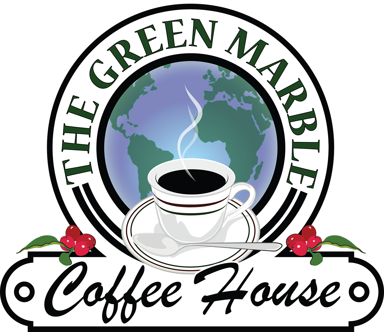 Green Marble Coffee
