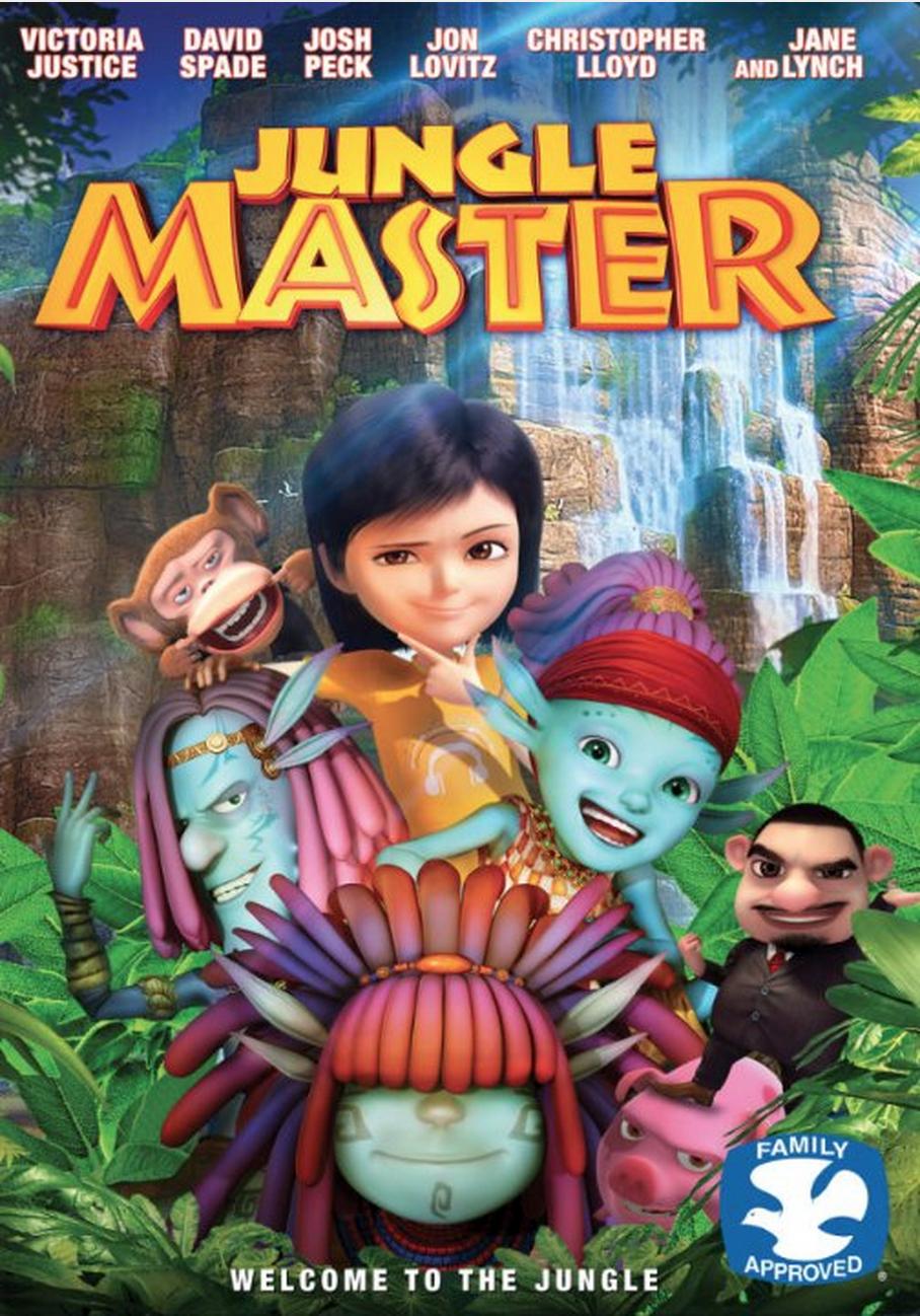 Jungle Master poster