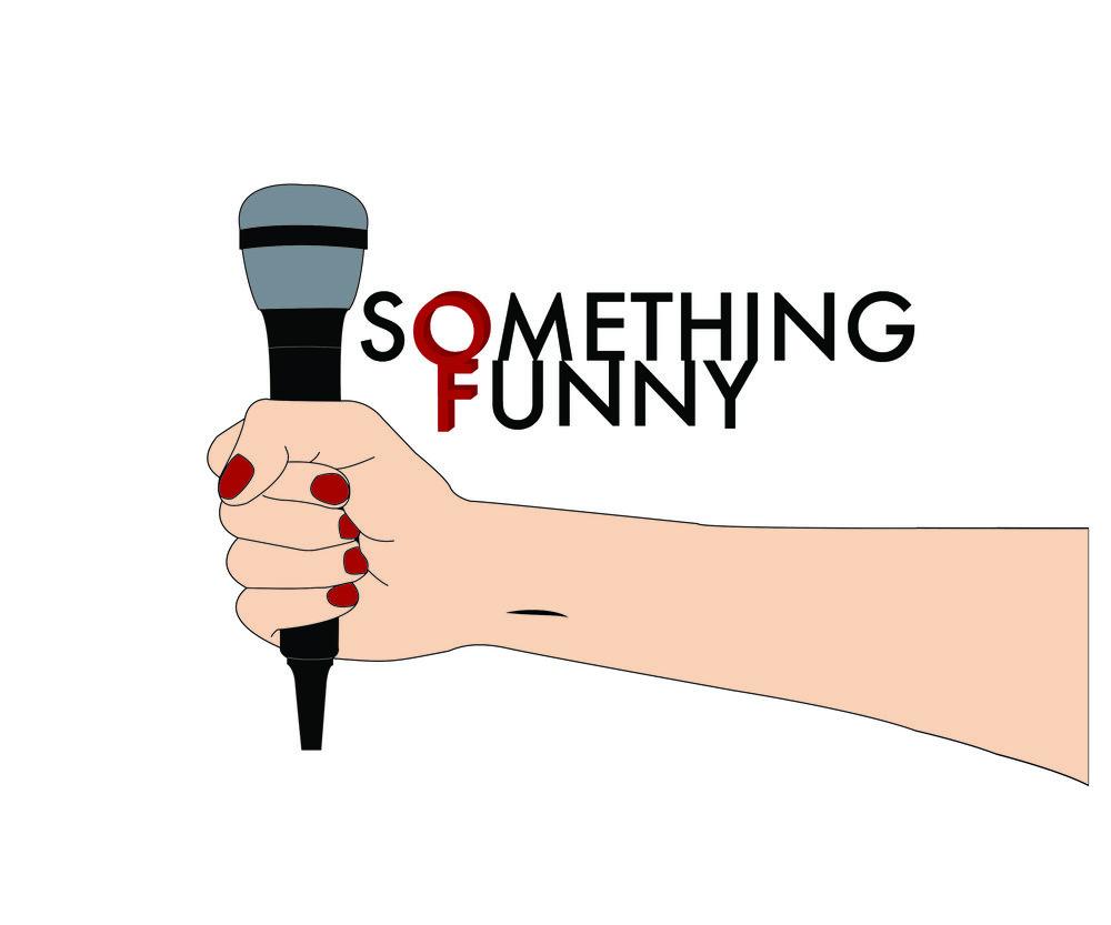 Something Funny film logo