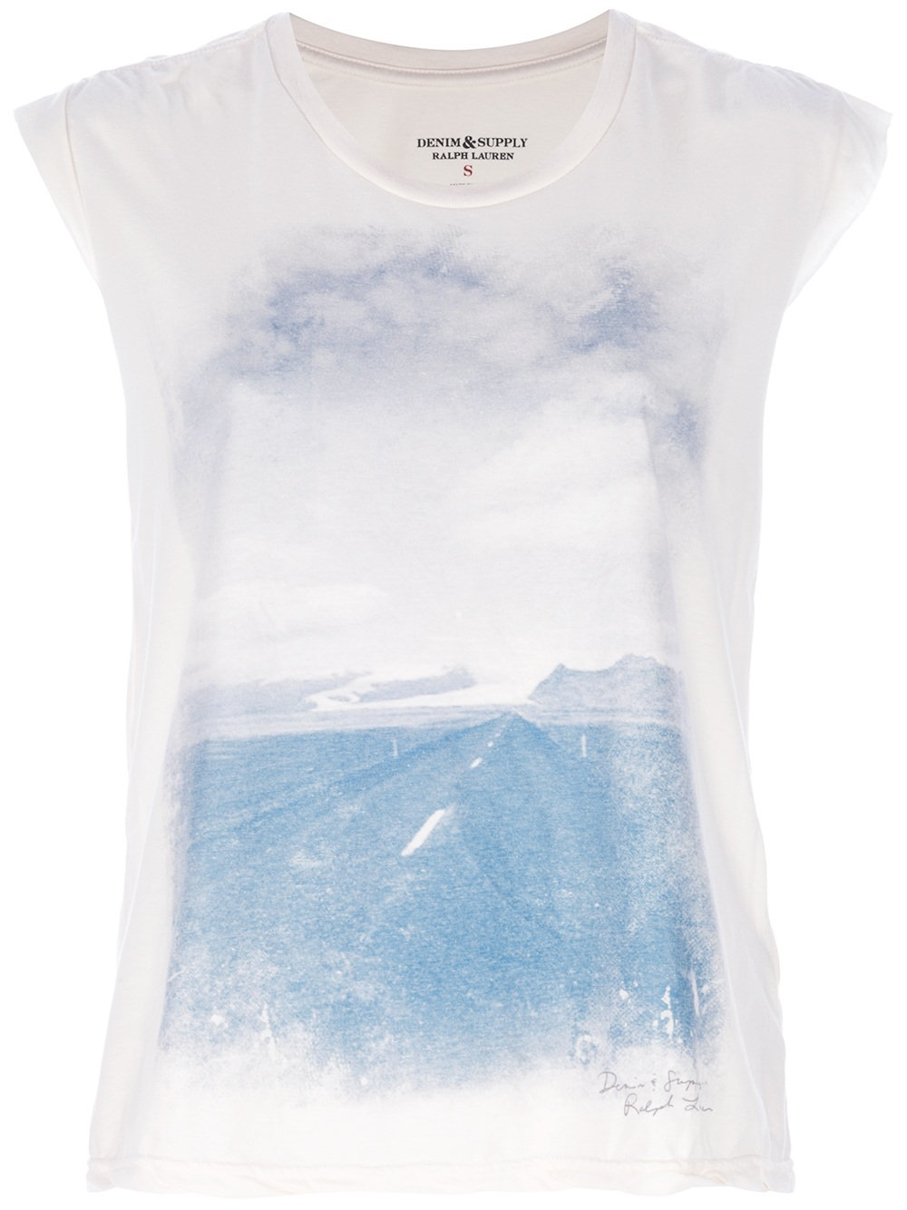 Ralph Lauren Denim & Supply Printed T-Shirt - Penelope - farfetch.com_files.jpg