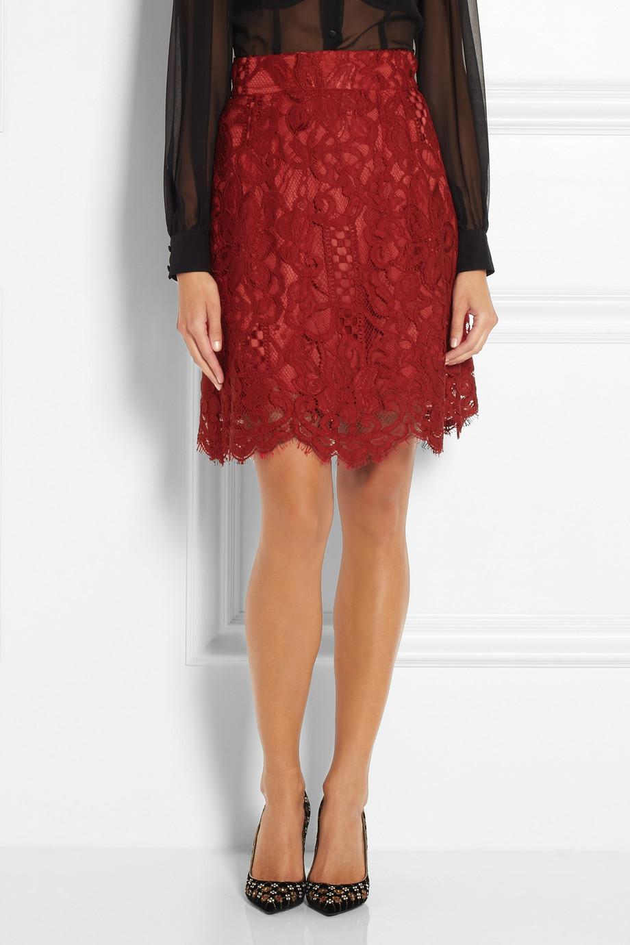 Dolce & Gabbana Floral-lace A-line skirt NET-A-PORTER.COM_files.jpg