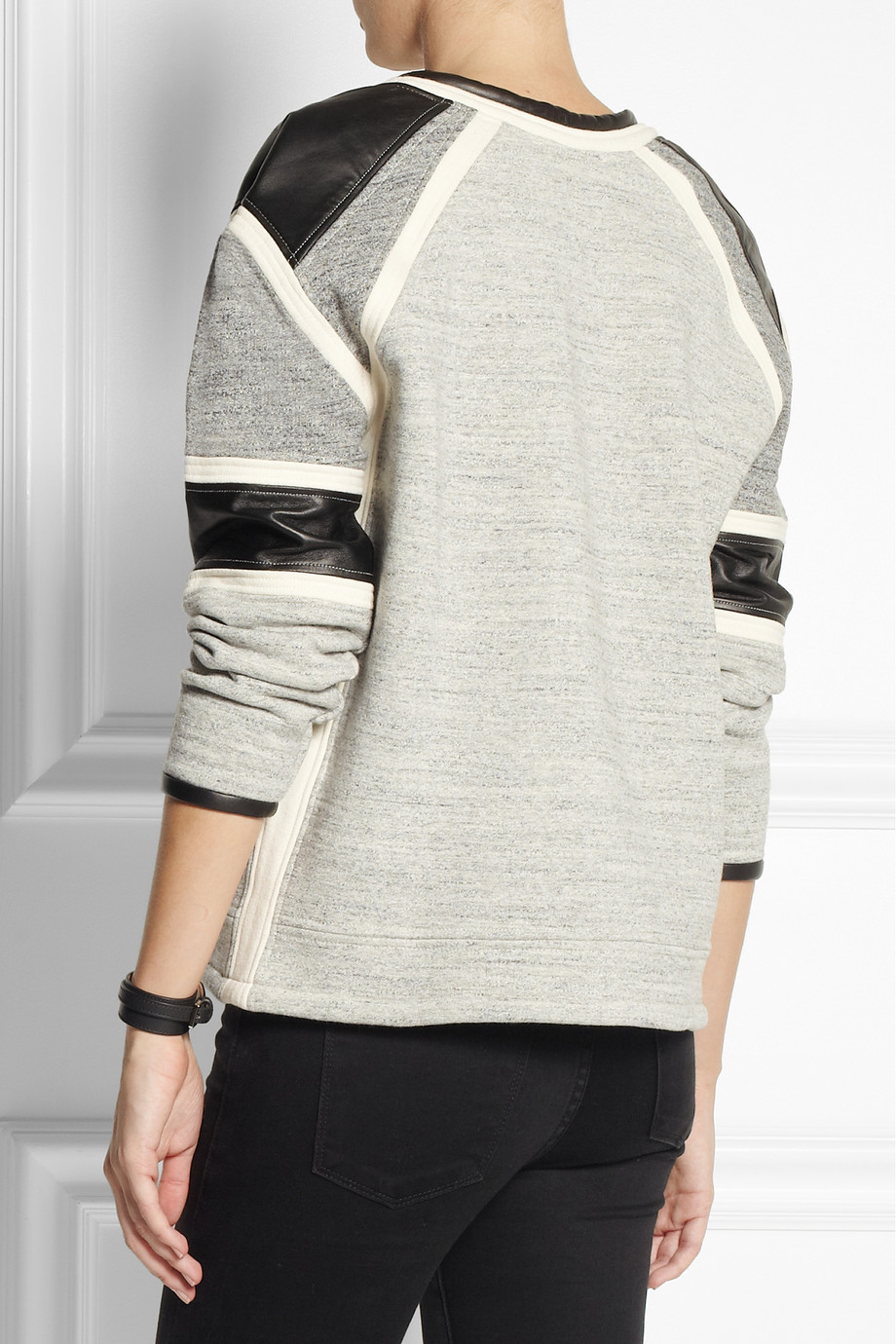 IRO   Pipa leather-paneled cotton sweatshirt   NET-A-PORTER.COM_files.jpg