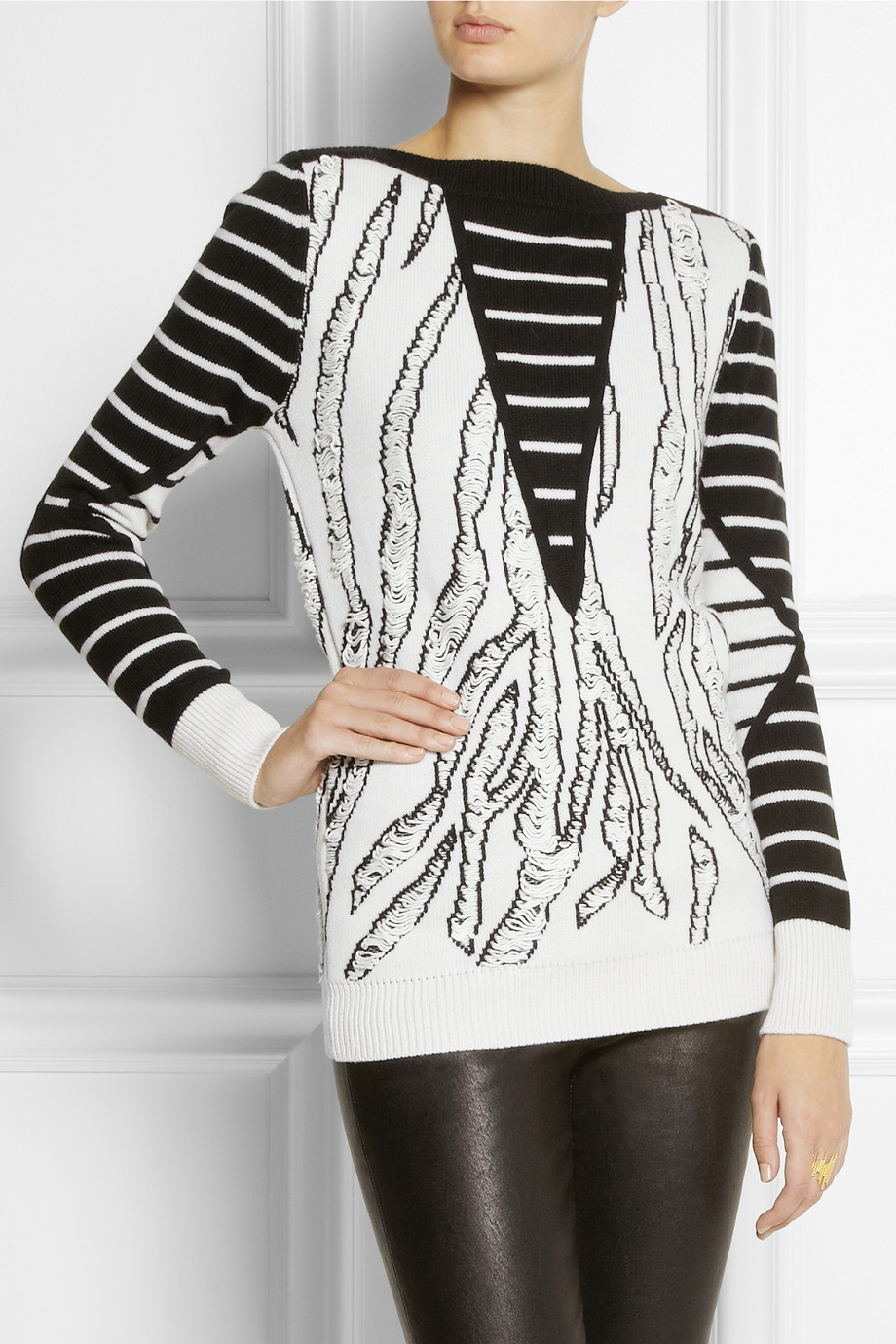 McQ Alexander McQueen   Intarsia wool, cotton and cashmere-blend sweater   NET-A-PORTER.COM_files.jpg