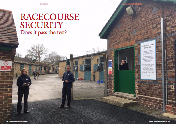 A friend's story casts some light on the value placed on racecourse stable security back in the '80s. As you've probably guessed, that value was not high.  One track, which didn't issue tickets for access to cheaper enclosures, had regulars who liked to cross the course and watch a race or two next to the obstacles. A way was needed to establish, when they returned to the stands, that they'd already paid to get in, because outsiders could readily get onto the course if they wished.  The solution? An official handed out racecourse stable passes to those who crossed the course, then collected them again as the spectators returned. By the penultimate race, the official had usually left his post, leaving a handful of racegoers with stable passes that had no date stamp and were presumably valid for the rest of that season.  Well, it was a more innocent time. British racing lost its innocence in the late summer of 1990 when it became clear that someone was doping fancied runners with a sedative. Eventually, Dermot Browne admitted he had 'got at' 23 horses while they were in racecourse stables. In the aftermath, a BBC documentary showed a producer walking unchallenged into a stable block.  While action was taken, it may not have been immediately effective. In 1997, Lively Knight and Avanti Express also tested positive for a stopping drug. No proof was ever found of who was responsible or how it was done.  Those cases had an invigorating effect on racing's rulers in Britain and, 20 years later, the culture may fairly be said to have undergone a dramatic change. But other countries, which have happily been spared a Dermot Browne-type catastrophe, have been slower to upgrade their security systems, and the question is whether officials in those jurisdictions are now flirting with disaster. France in particular has a reputation for a relaxed approach to racecourse security that seems at odds with its status as a premier racing nation where the sport is extremely well funded.  