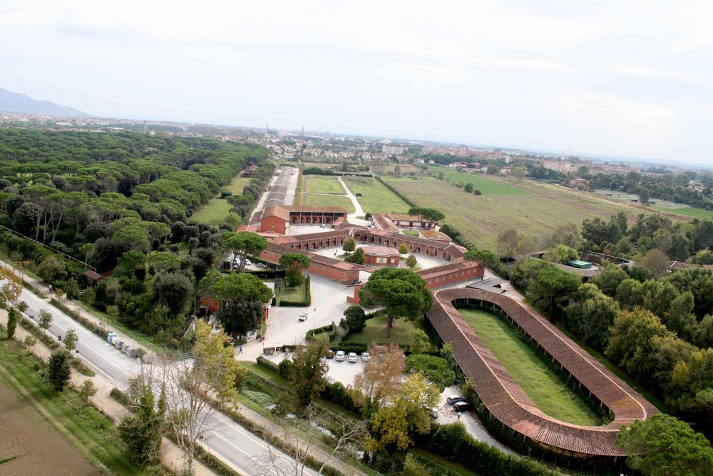 stables at Pisa training grounds.jpg