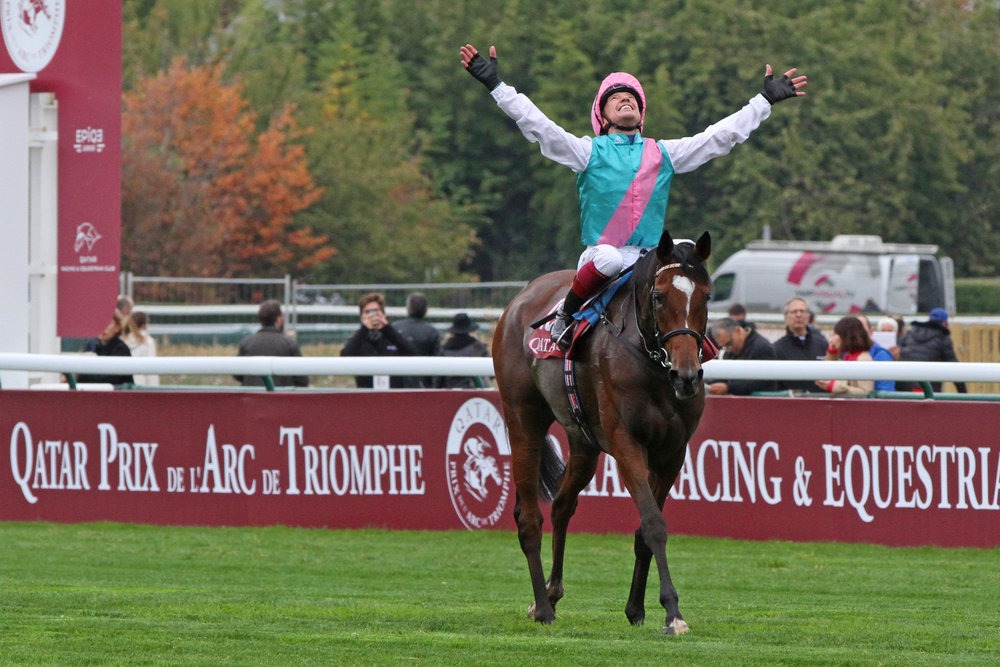 Enable winning the Arc de Triomphe