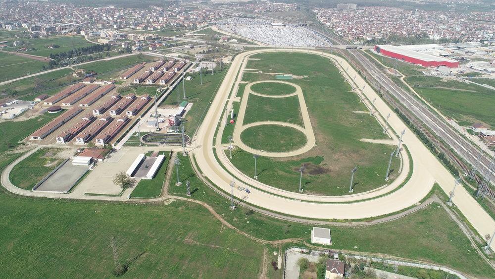 Kocaeli - Istanbul's 'second racecourse'. Antalya will be larger still.