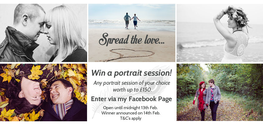 Win a portrait session