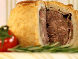 Award winning pies - Made in Rutland - Delicious