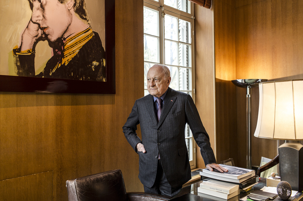 Pierre Bergé for The new York Times