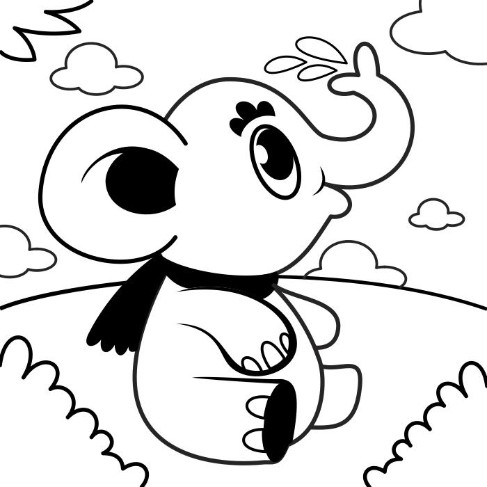 HeyHey Elephant