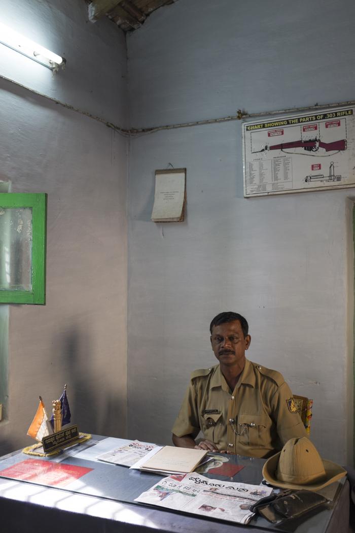 Hunsur Police Constable