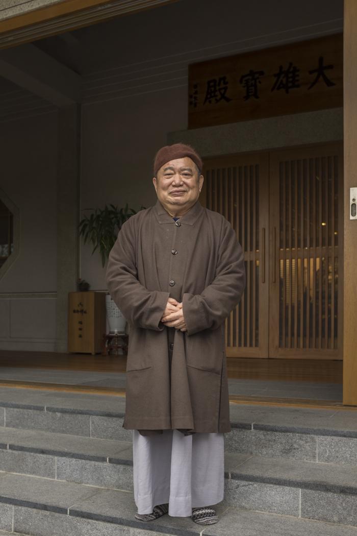Master Guo Ru, Dharma Heir of Master Sheng Yen