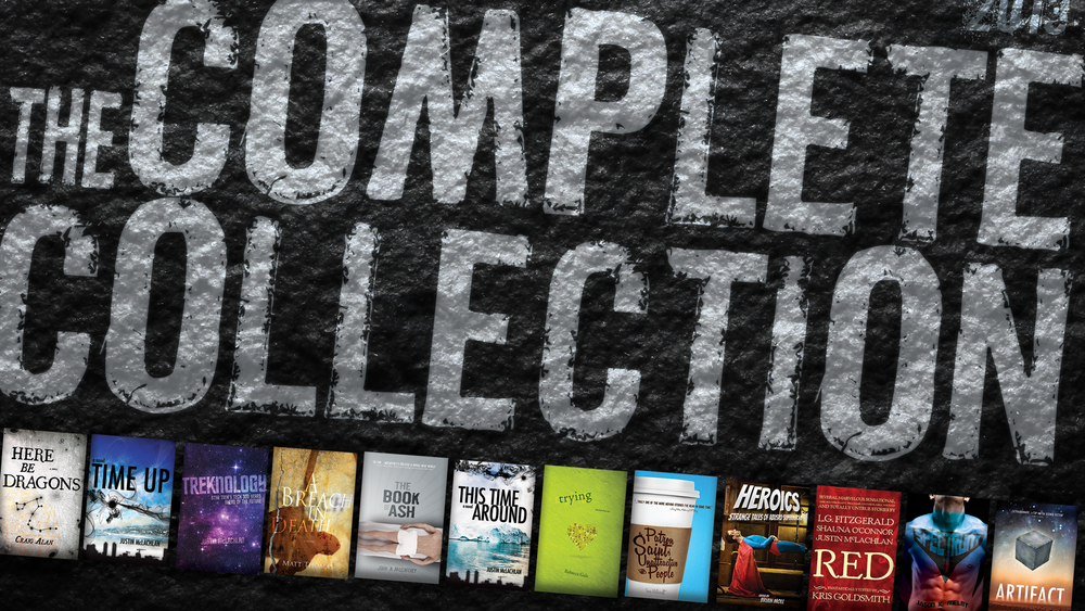 Our first 12 books — our entire collection — available as an ebook bundle for a limited time only.