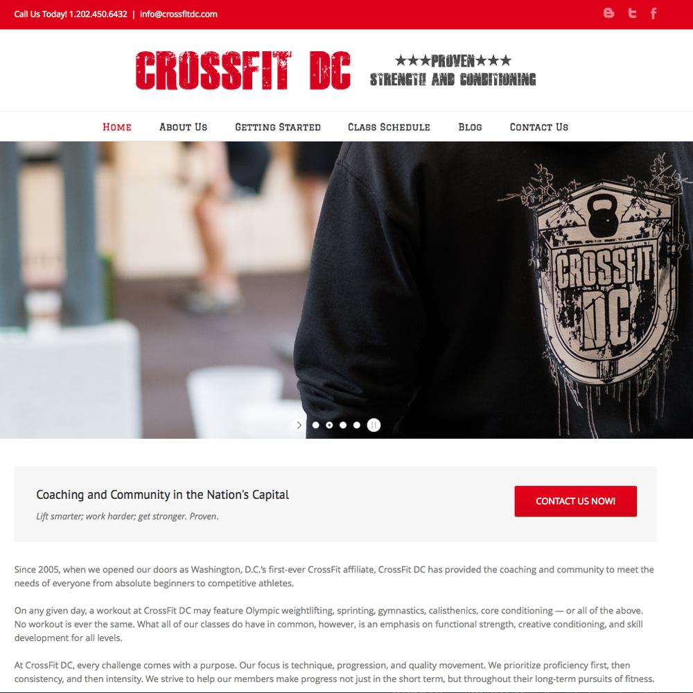 Crossfit DC - Fitness Gym