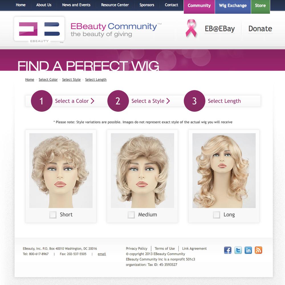 E -Beauty - Non-profit