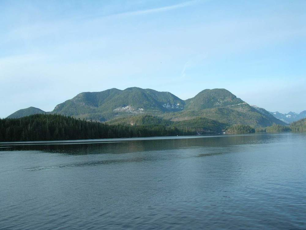 Bamfield - good weather ahead.JPG