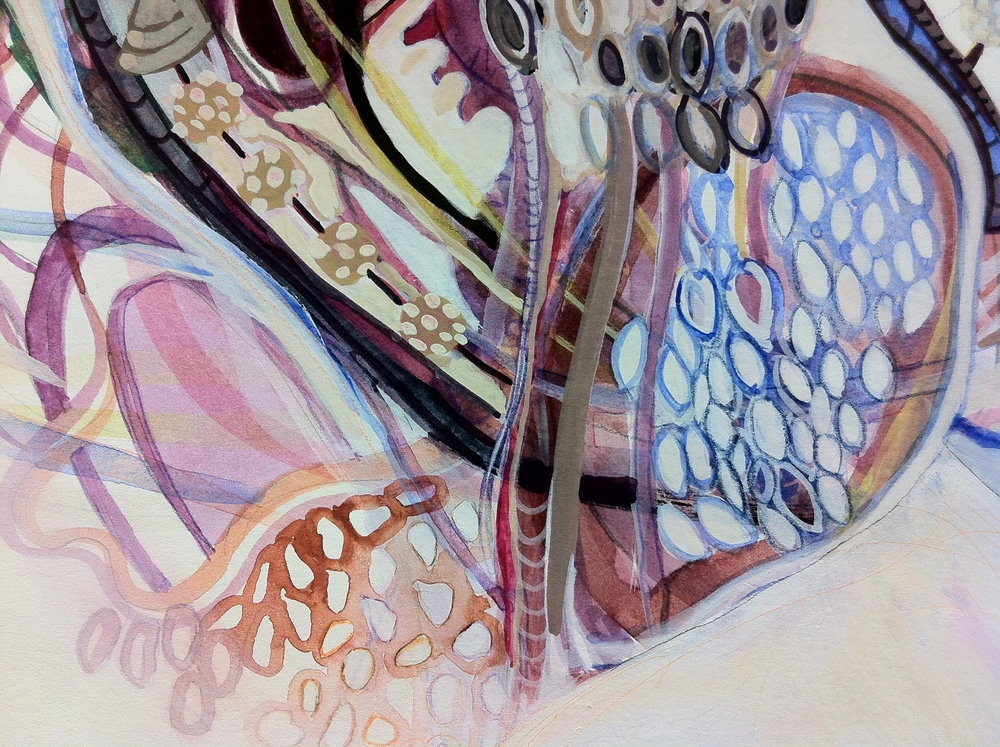 """Entelechy"" detail"