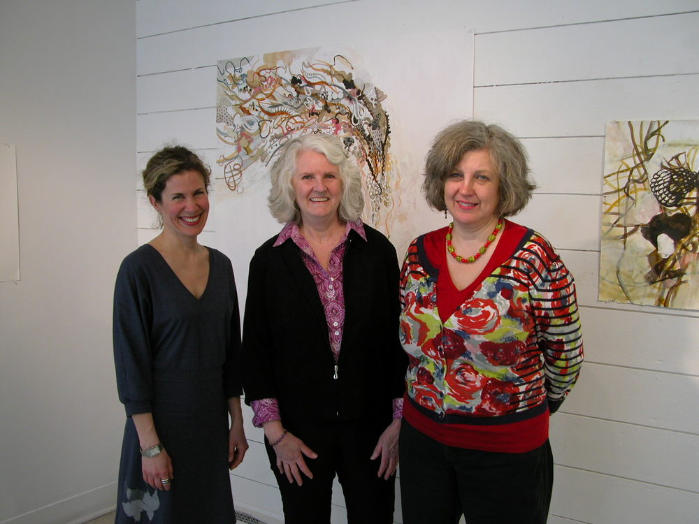 Danielle Hogan, Jill Ehlert and Wendy Welch