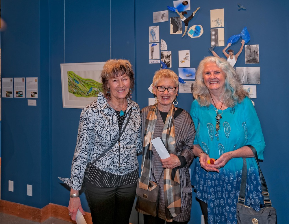 Carole Thompson, Diana Durrand, Jill Ehlert