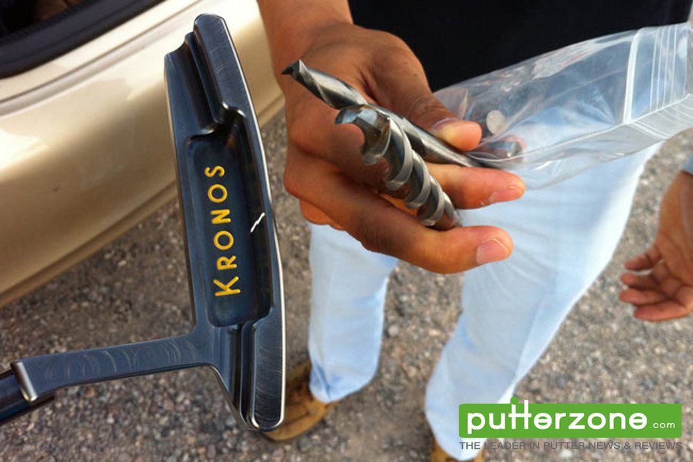 PutterZone meets Kronos Golf