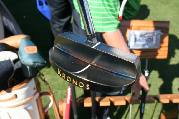 Equip2golf.com's pictures and comments from the Kronos booth at the 2013 PGA Show