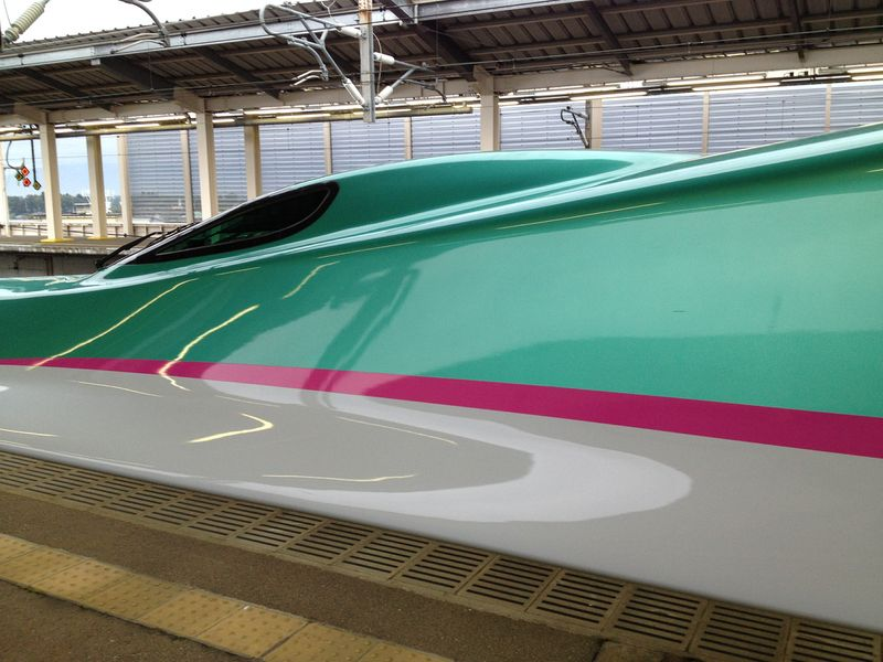 Bullet Train to Tokyo