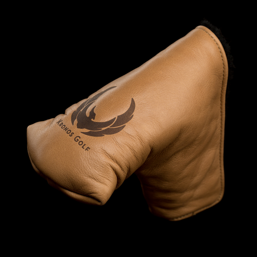 Leather Head Cover - Mallet
