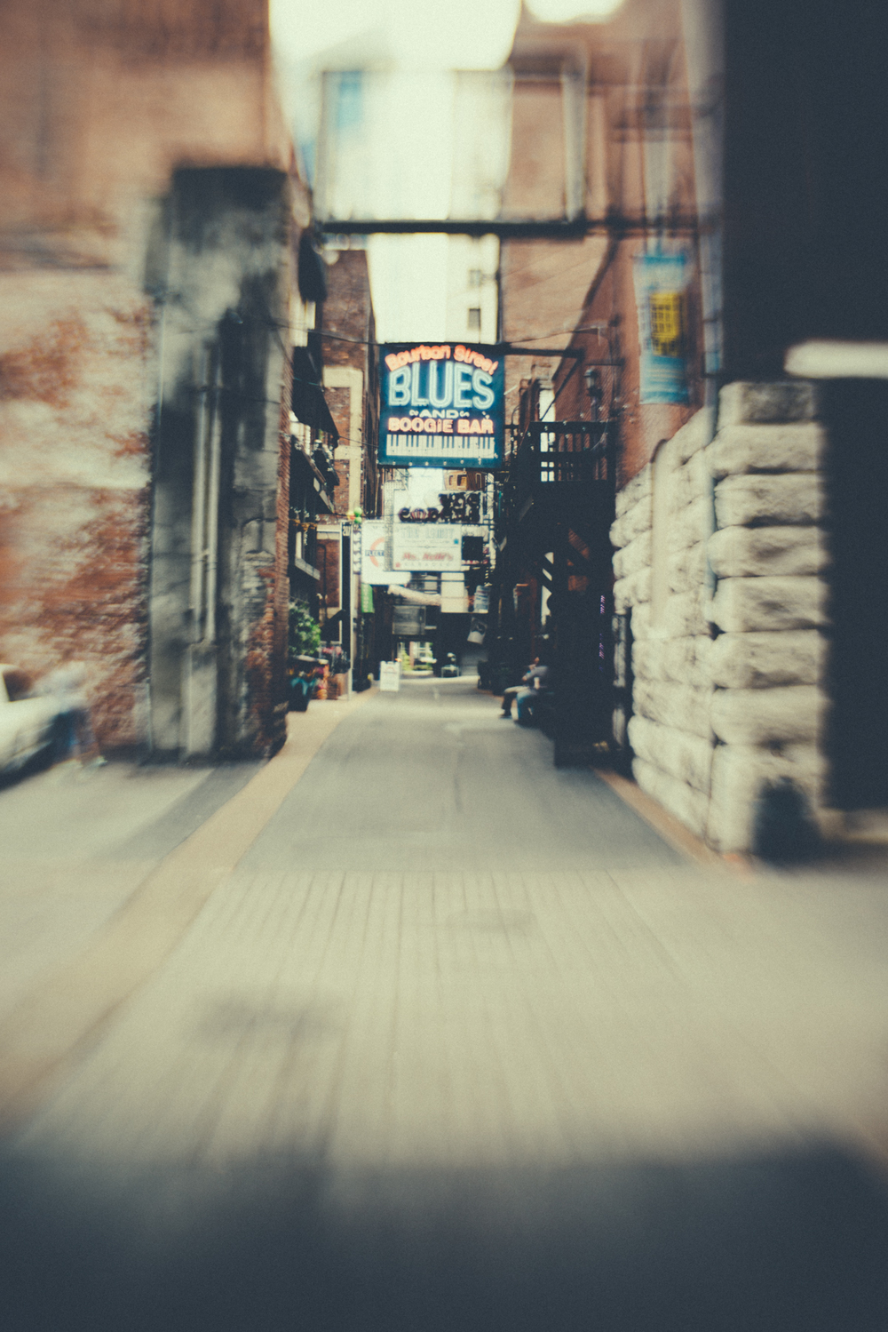 Printer's Alley | Nashville, TN