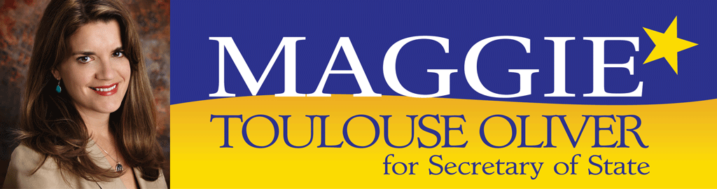 Maggie Toulouse Oliver - New Mexico Secretary of State 2014