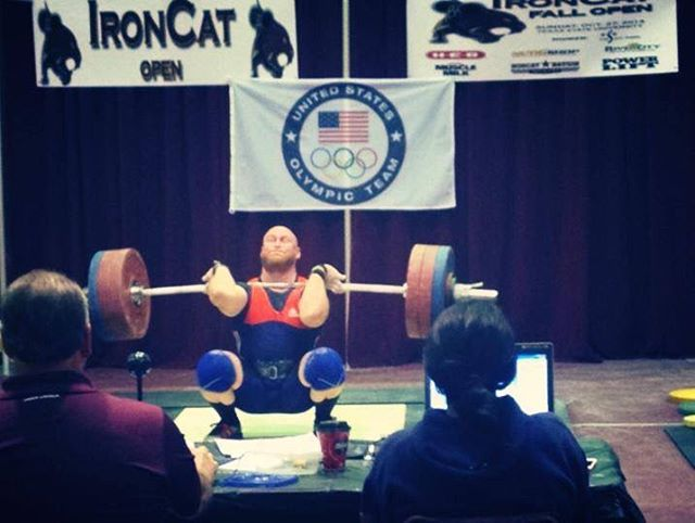 Looking for a program in my Dropbox and found some old pictures. This'll do for #tbt The Ironcat Open many years ago.