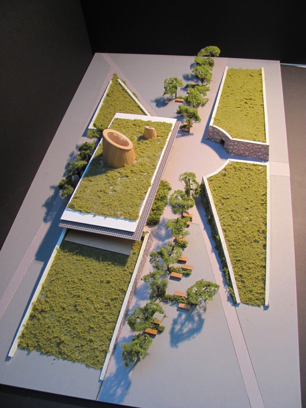 Edmonton Studio Submission Concept Model