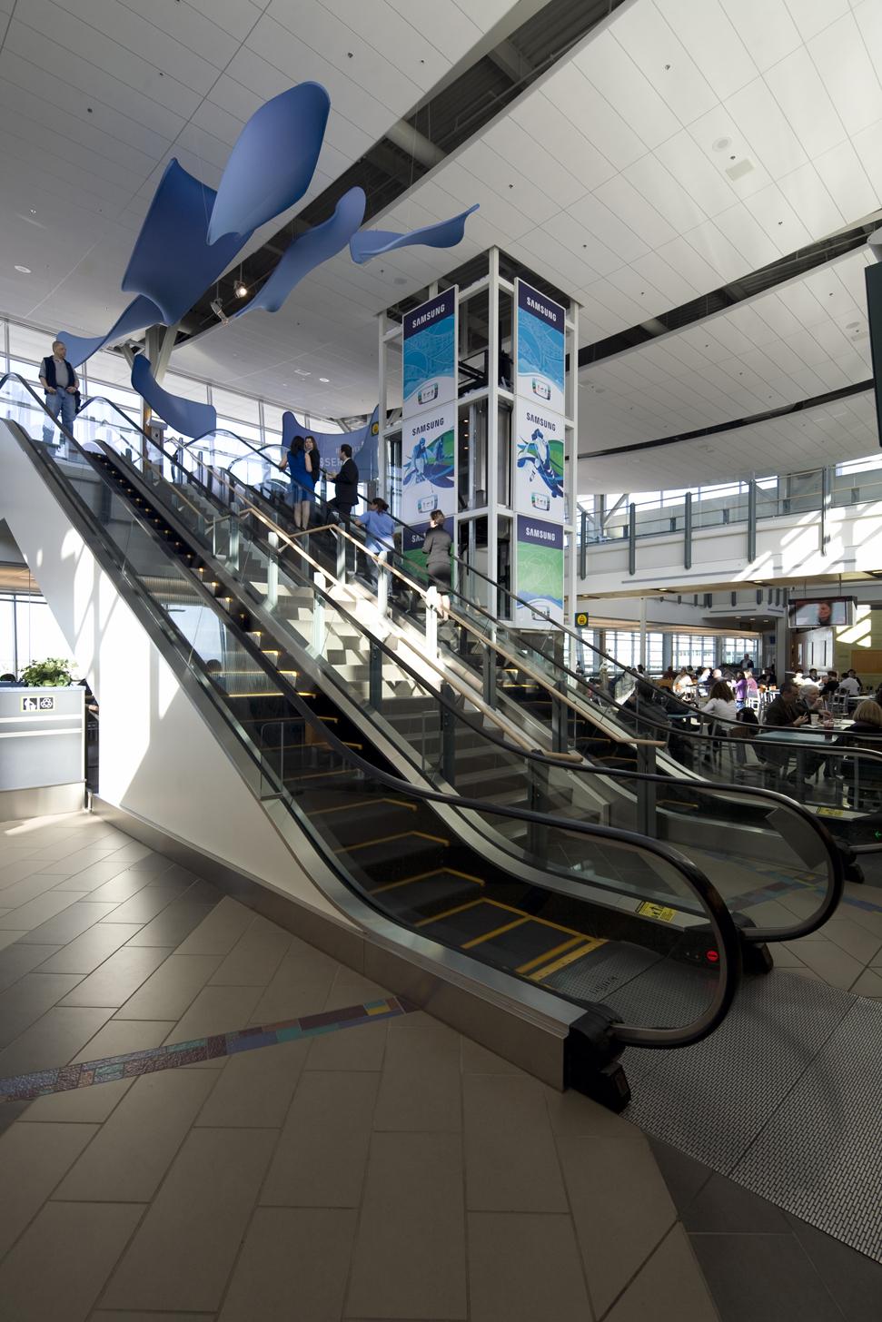 New DTB Atrium
