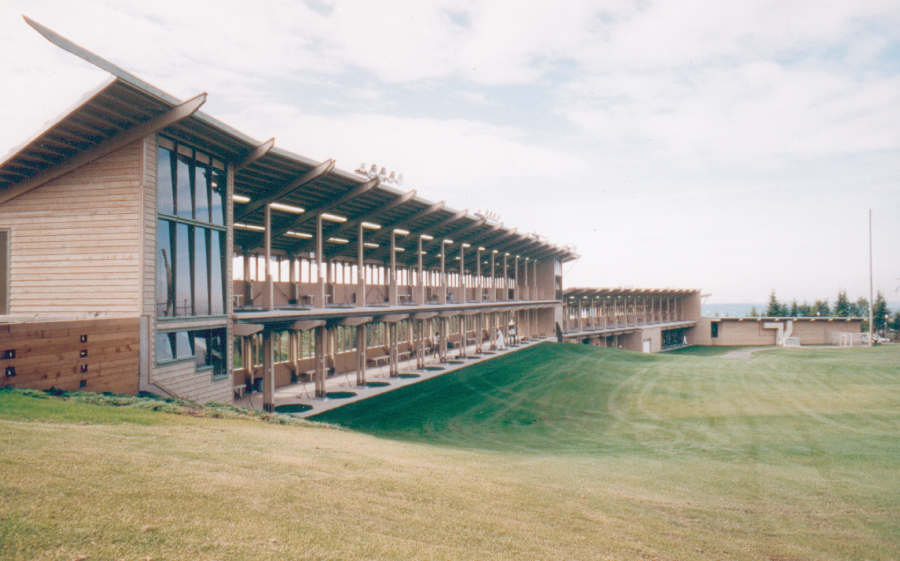 Two Storey Driving Range