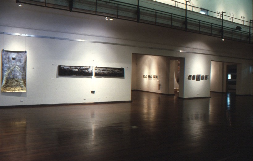 View of South Side Exhibit & Anti Gallery