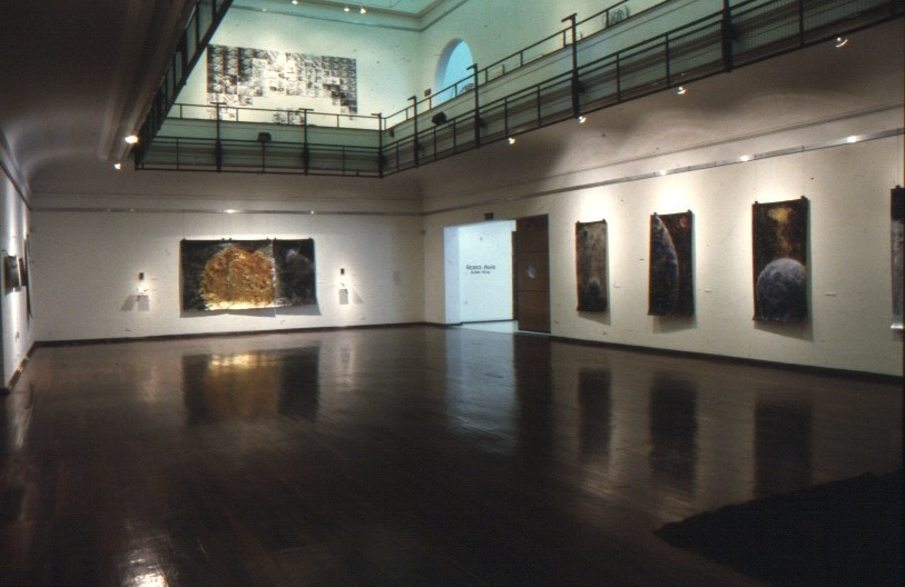 View of North Side of Main Gallery Space