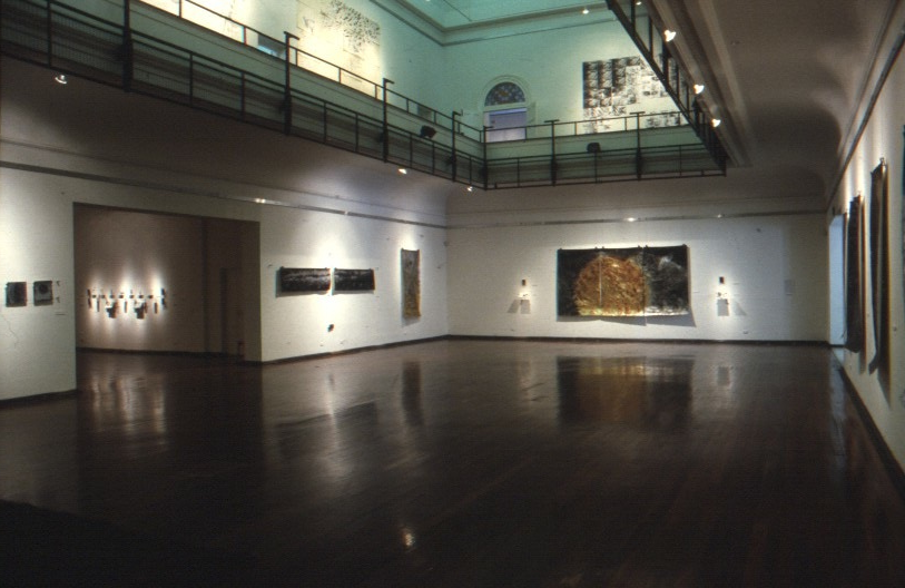 View of South Side of Main Gallery Space