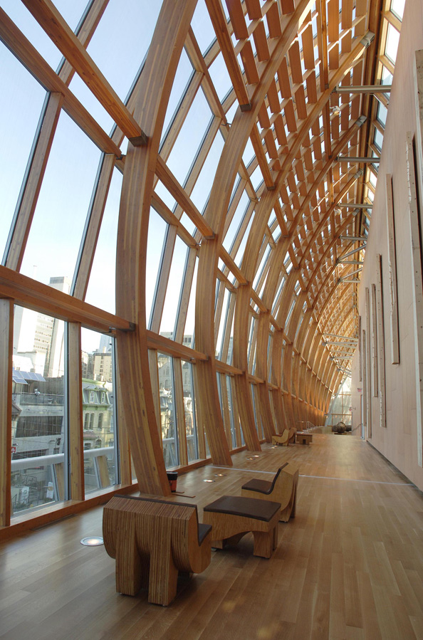 Precedent Example - Frank Gehry Architects - Art Gallery of Ontario