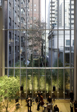 Precedent Example - Renzo Piano Building Workshop - Renovation to the Morgan Library, New York, USA