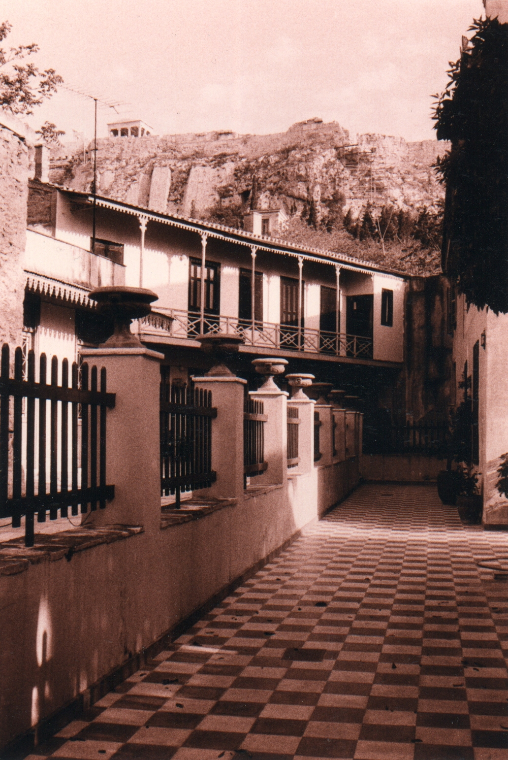 Old City, Acropolis, Greece VHS 1988
