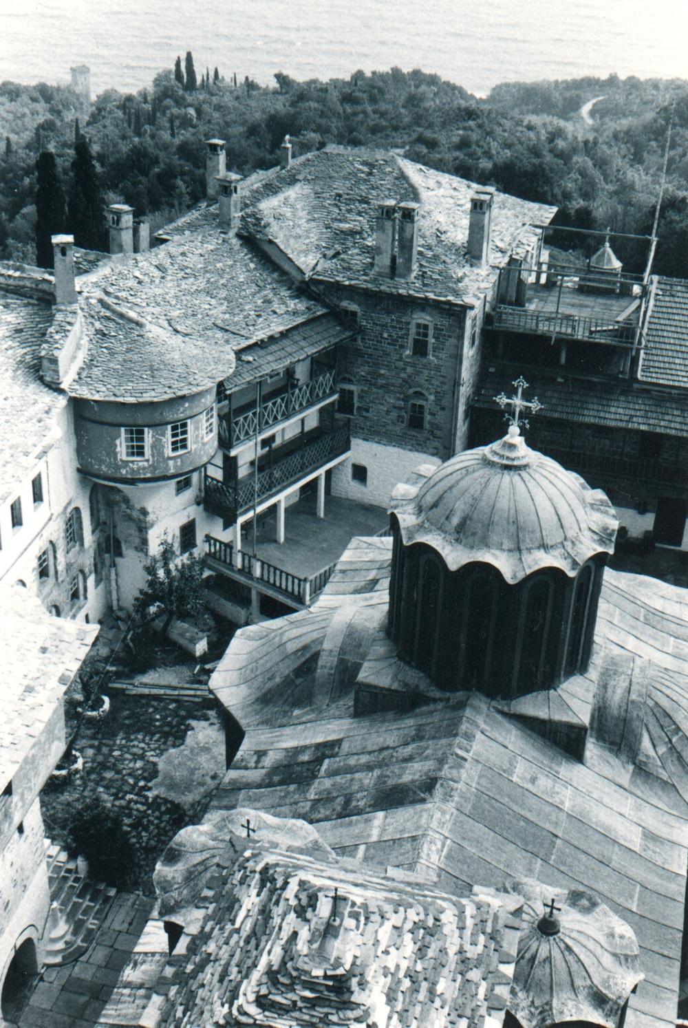 Monastery, Mount Athos, Greece VHS 1988