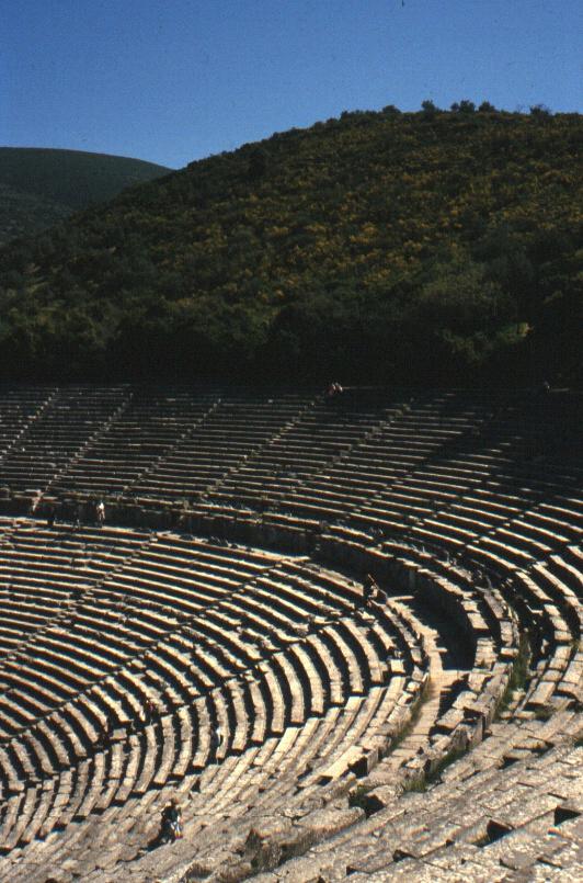 Epidurus, Greece VHS 1988