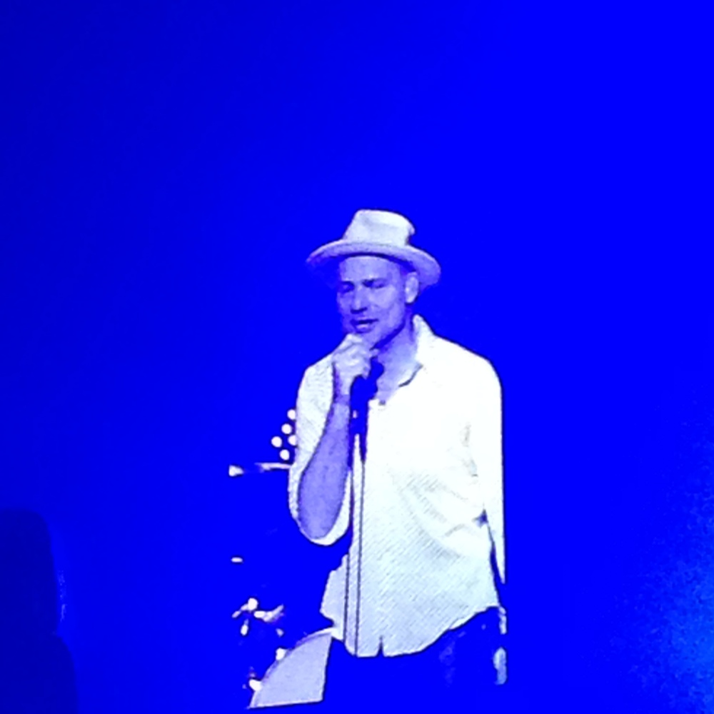 Gordon Downie  Tragically Hip, Rexall Place, Edmonton, VHS February 12, 2015