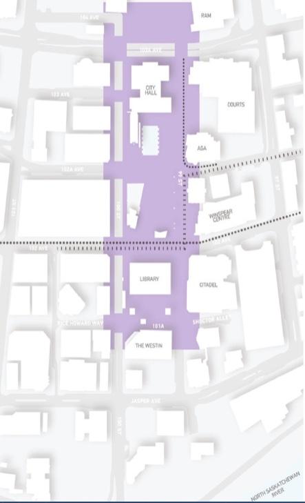 Civic Precinct Plan Area