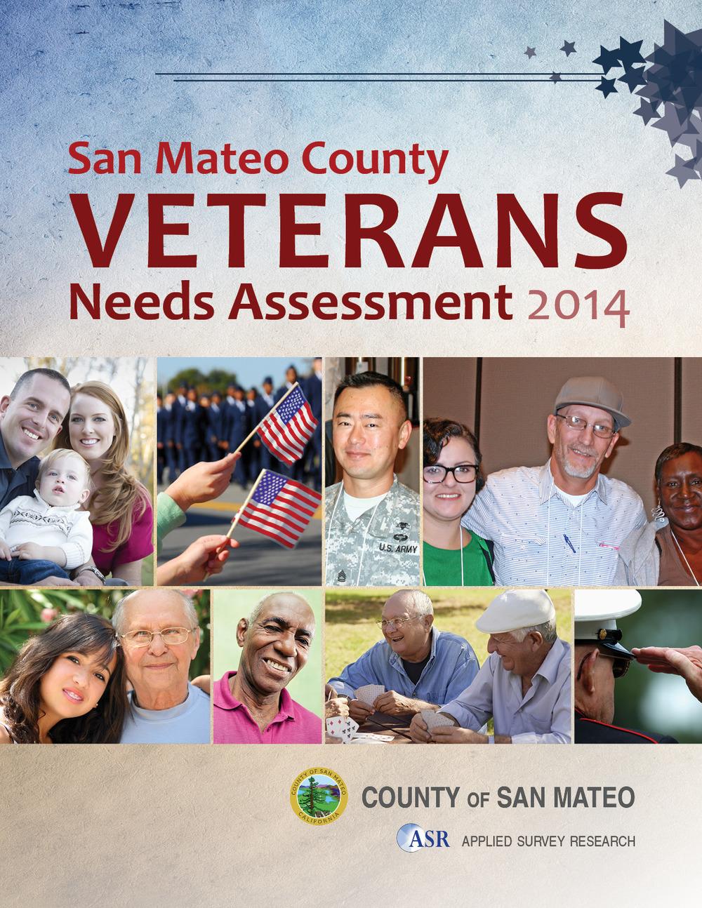 San Mateo County Veterans Needs Assessment
