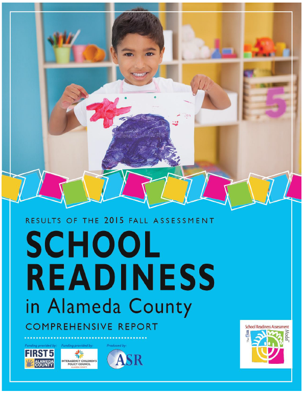 School Readiness in Alameda County
