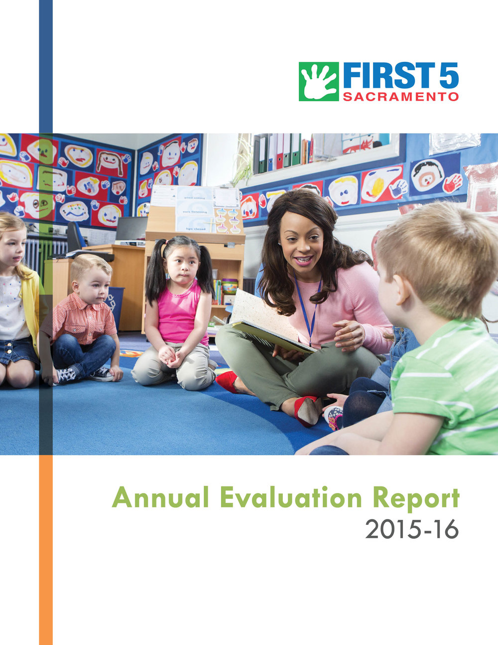 First 5 Sacramento Annual Evaluation Report 2015-16