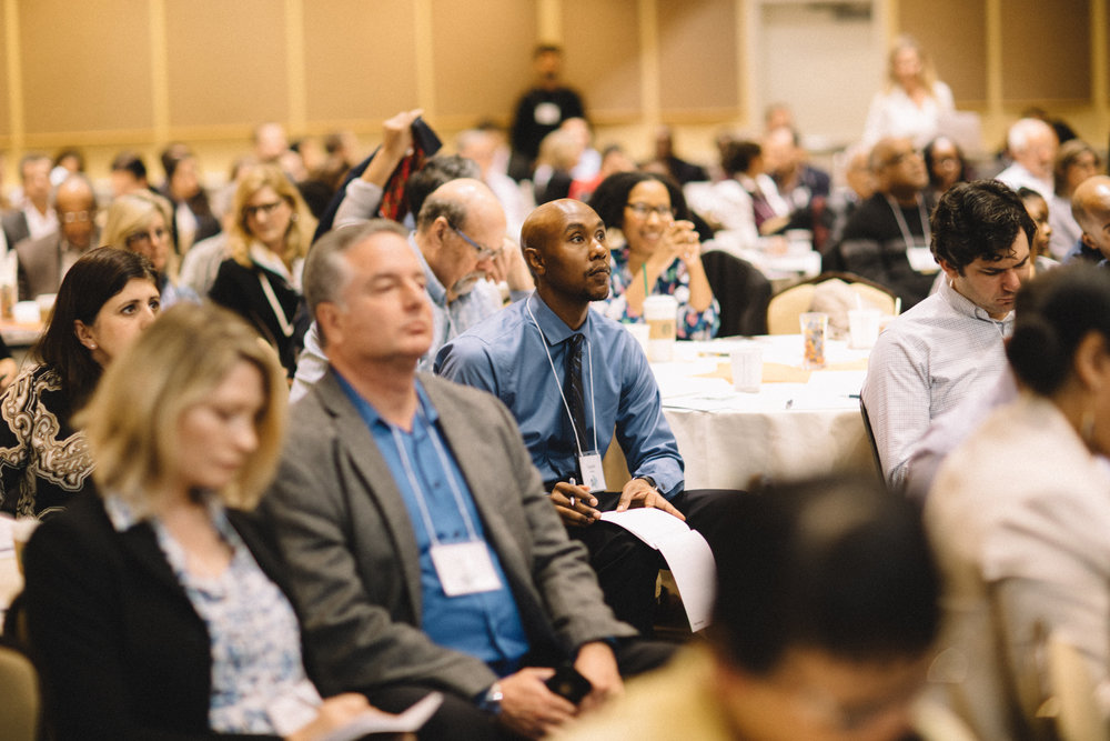 Rise Together's 2018 Opportunity Summit. Photo Credit: Lorenz Angelo